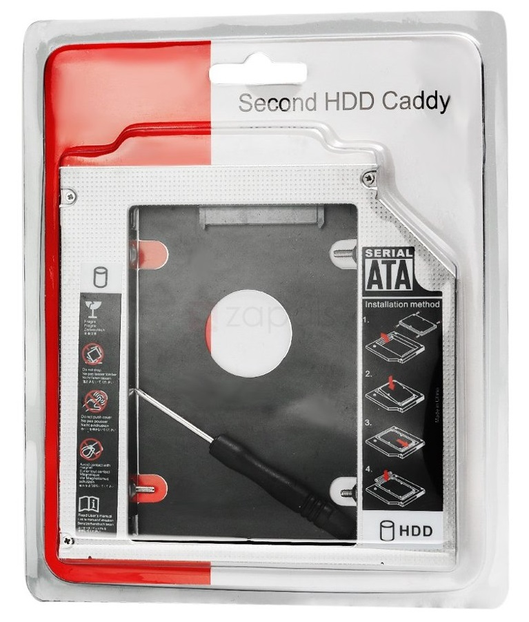 hdd caddy full box