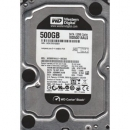 WESTERN 500GB SATA3 Black