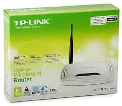 phát wireless tp-link 740N - 1 anten CH