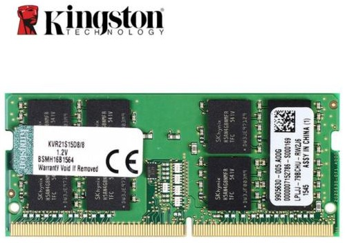 DDR4 8GB/2400 KINGTON LAPTOP
